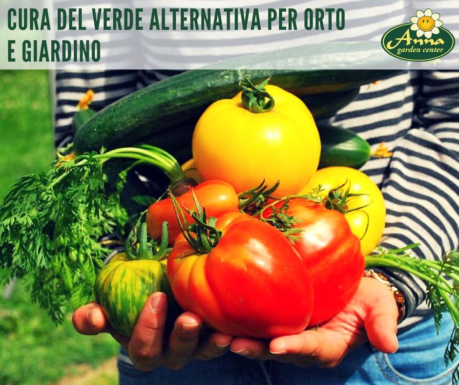 Cura del verde alternativa Zapi