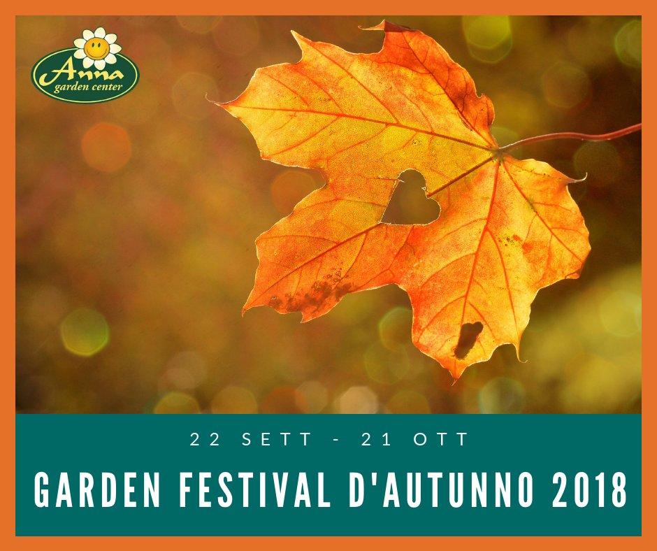 garden festival autunno 2018
